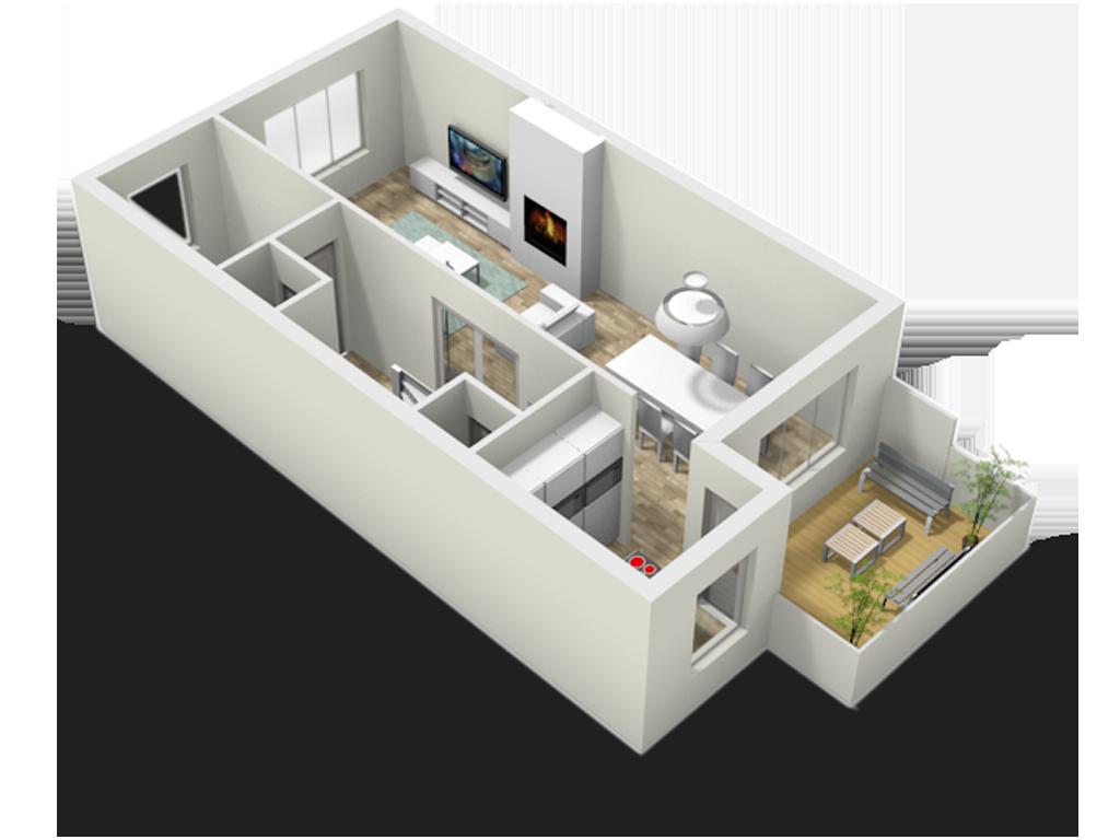 3d huis ontwerpen villa villaprefab huis with 3d huis for Huis in 3d ontwerpen